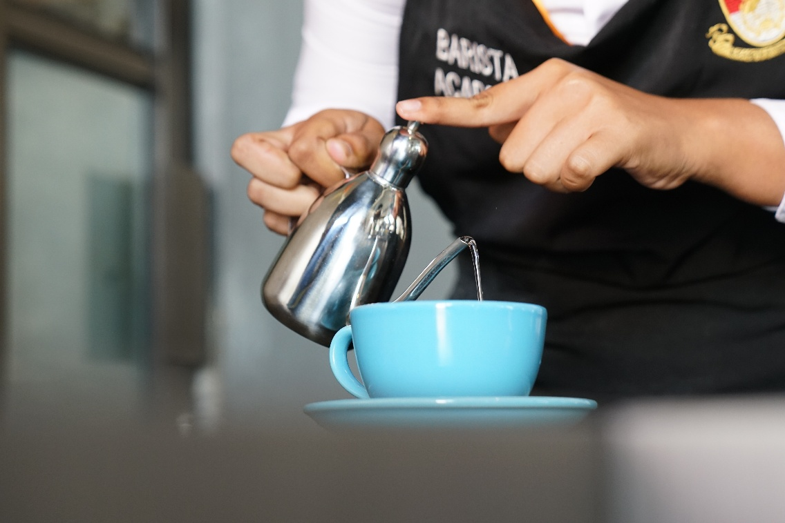 Free Coffee Class for High School Student