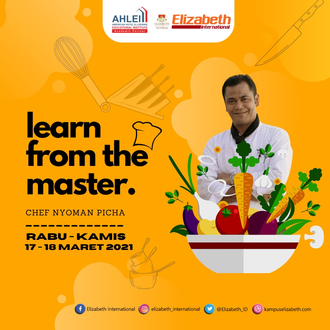LEARN FROM THE MASTER!
