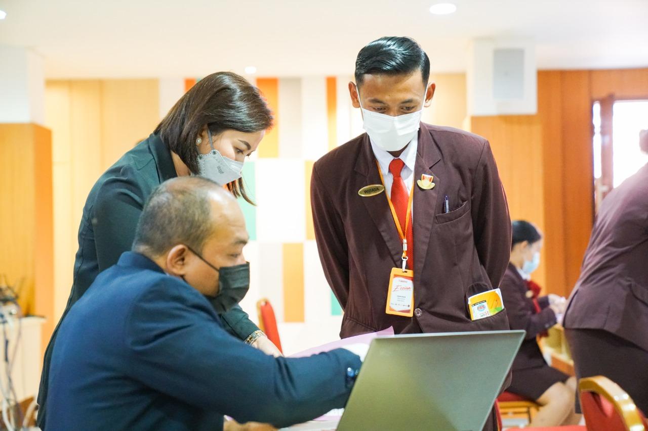Pra-Assesment Ujikom 2021 – LSP Elizabeth International
